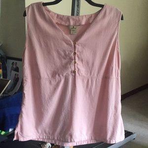 Woolrich Tops - Woolrich Pink Top L